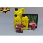 Onderhouds pakket, motorcraft 5w50 synth olie en Ford racing oliefilter  voor mustang shelby GT500 en Boss mustang 2007-2014
