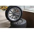 Halibrand cobra III mustang wheels 18 inhc. incl. Michelin Pilot Sport