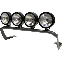 Raptor lightbar 8 inch halogen lights Ford racing