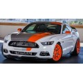 Lucht inlaat Ford mustang GT 2010